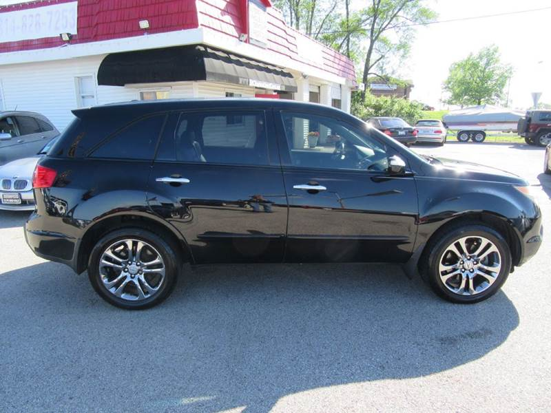 2007 Acura MDX SH-AWD 4dr SUV w/Sport and Entertainment Package - St. Charles MO