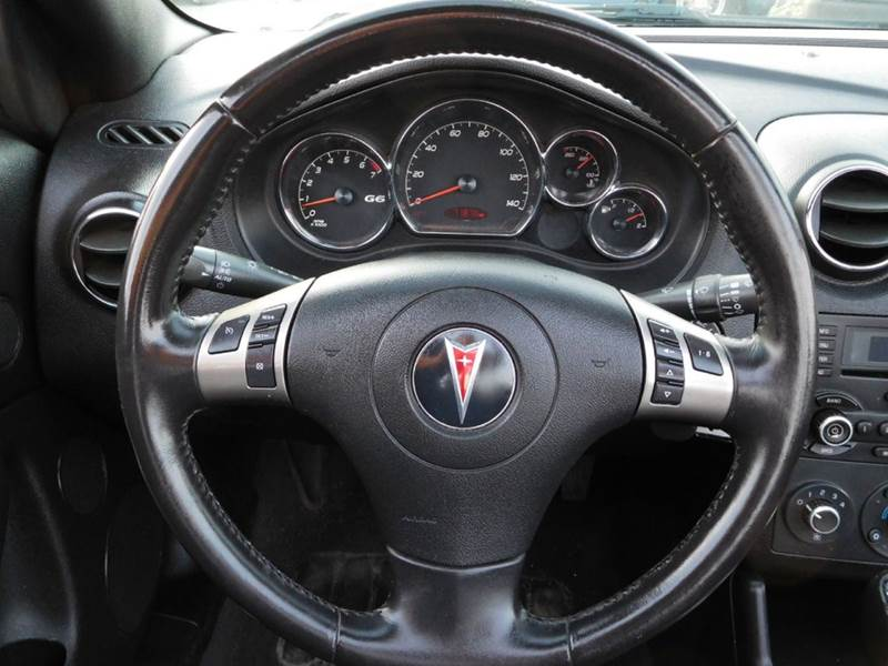 2007 Pontiac G6 GT 2dr Convertible - St. Charles MO