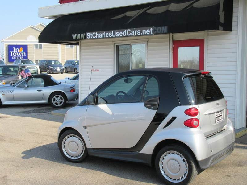 2013 Smart fortwo passion 2dr Hatchback - St. Charles MO