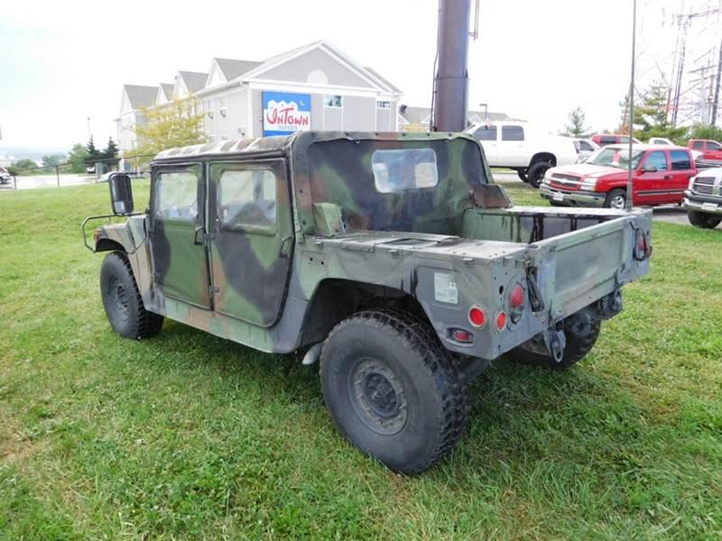 1991 HUMMER H1 M998 Military - St. Charles MO