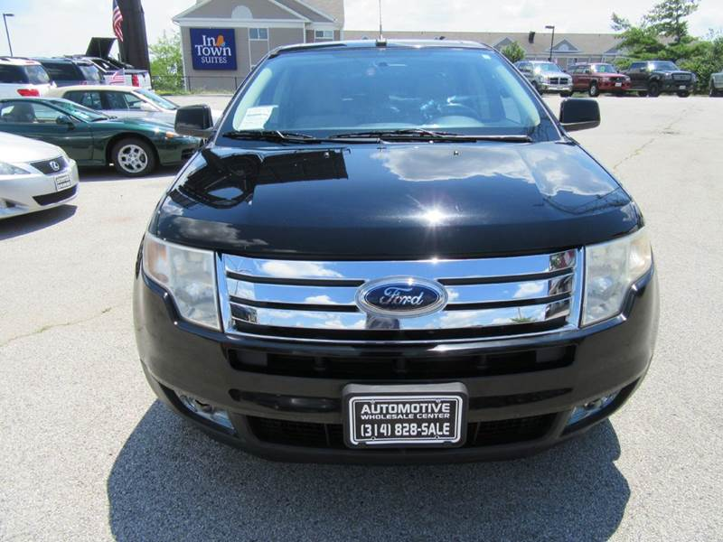 2008 Ford Edge Limited 4dr Crossover - St. Charles MO