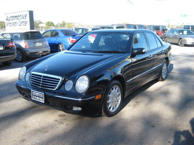 2001 mercedes benz e class for sale for Mercedes benz st charles mo