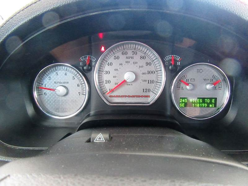 2007 Ford F-150 Harley-Davidson 4dr SuperCrew 4WD 5.5 ft. SB - St. Charles MO