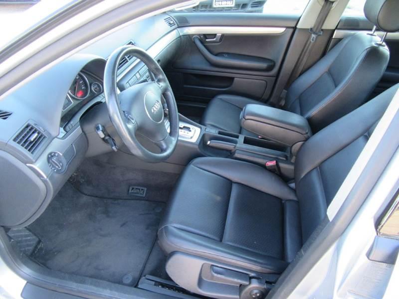 2002 Audi A4 AWD 1.8T quattro 4dr Sedan - St. Charles MO