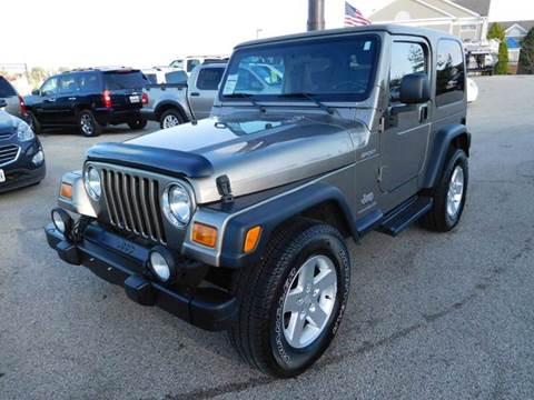 2003 jeep wrangler for sale. Black Bedroom Furniture Sets. Home Design Ideas