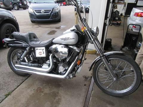 1996 Harley-Davidson FXDWG