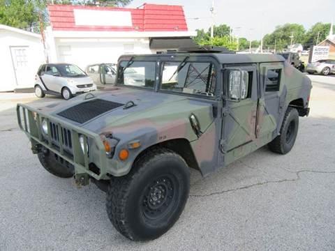 1993 HUMMER H1 M998