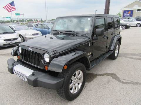 2012 Jeep Wrangler Unlimited for sale in St. Charles, MO