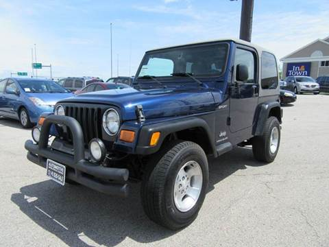2003 Jeep Wrangler for sale in St. Charles, MO