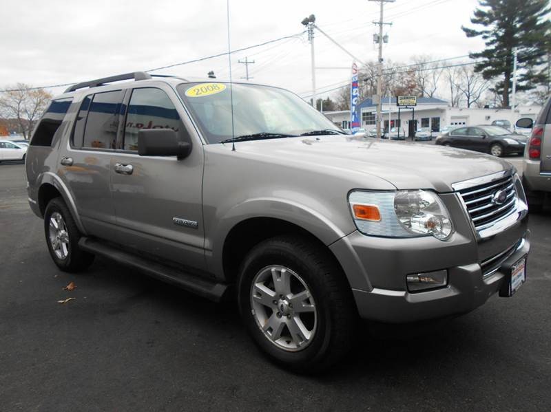 2008 ford explorer 4x4 xlt 4dr suv v6 in coventry ri autoland inc. Black Bedroom Furniture Sets. Home Design Ideas