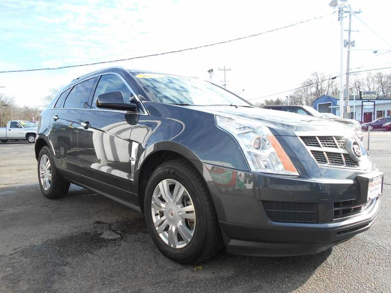 2010 cadillac srx luxury collection awd 4dr suv in coventry ri autoland inc. Black Bedroom Furniture Sets. Home Design Ideas