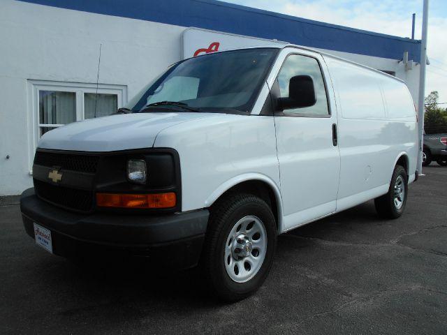 2012 Chevrolet Express Cargo