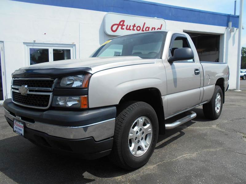 2007 chevrolet silverado 1500 classic ls 2dr regular cab 4wd 6 5 ft sb in coventry ri. Black Bedroom Furniture Sets. Home Design Ideas