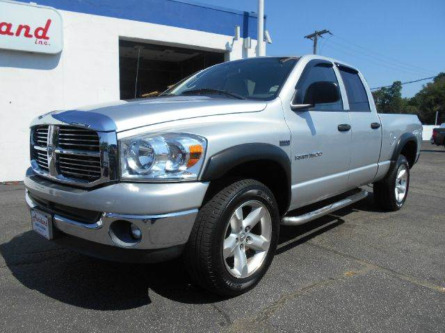 2007 dodge ram pickup 1500 slt 4dr quad cab 4wd sb in coventry central village chepachet. Black Bedroom Furniture Sets. Home Design Ideas