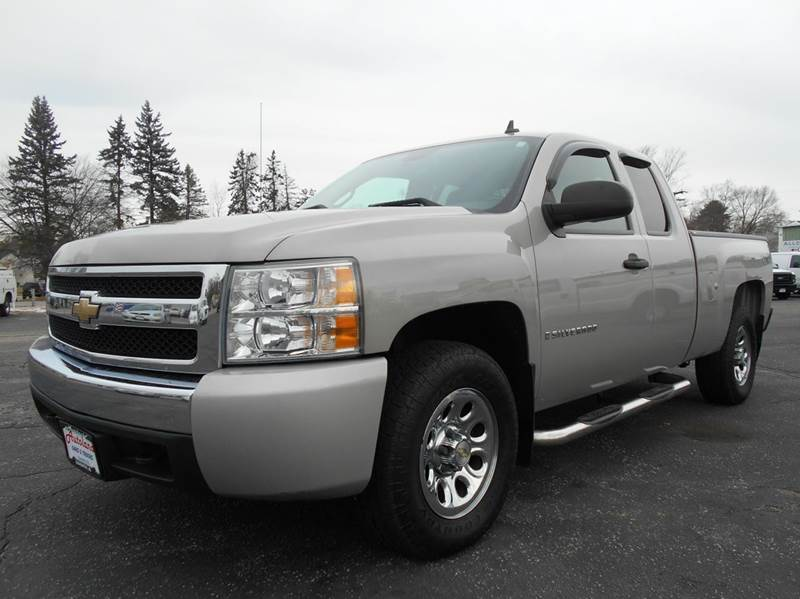 2007 chevrolet silverado 1500 lt1 lt1 4dr extended cab 4wd 6 5 ft sb in coventry ri autoland inc. Black Bedroom Furniture Sets. Home Design Ideas
