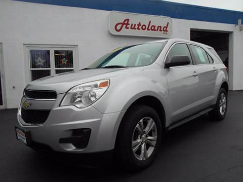 2010 Chevrolet Equinox for sale in Coventry, RI