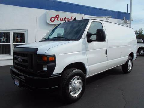 2012 Ford E-Series Cargo for sale in Coventry, RI