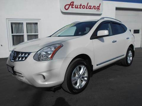 2012 Nissan Rogue for sale in Coventry, RI
