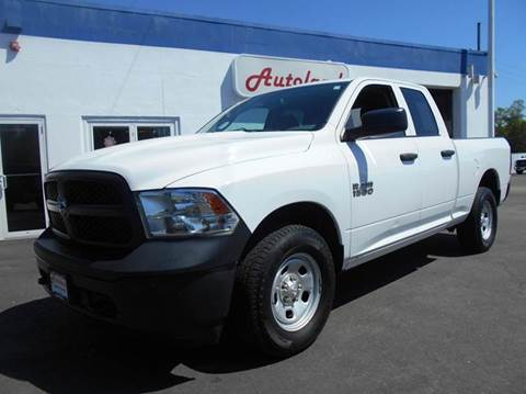 2013 RAM Ram Pickup 1500 for sale in Coventry, RI