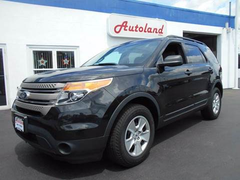 2013 Ford Explorer for sale in Coventry, RI