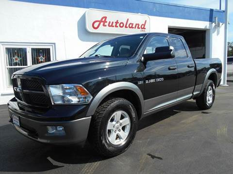 2011 RAM Ram Pickup 1500 for sale in Coventry, RI
