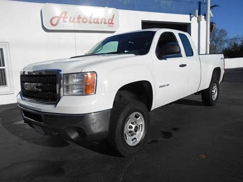 2012 GMC Sierra 2500HD for sale in Coventry, RI