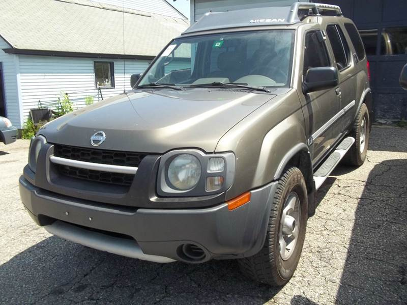 2002 nissan xterra xe v6 4wd 4dr suv in rutland vt moore 39 s auto. Black Bedroom Furniture Sets. Home Design Ideas