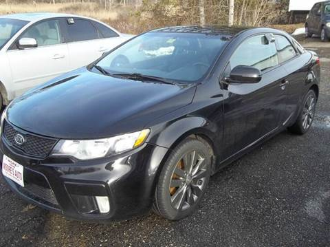 2012 Kia Forte Koup for sale in Rutland, VT