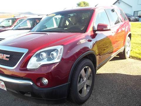 2010 GMC Acadia for sale in Rutland, VT