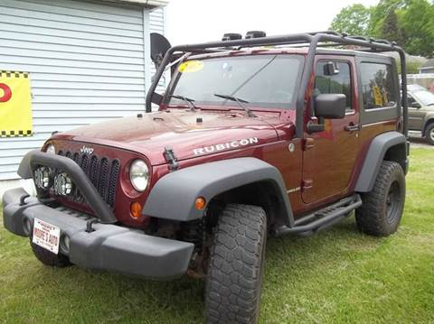 2007 Jeep Wrangler for sale in Rutland, VT