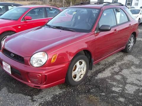 2002 Subaru Impreza for sale in Rutland, VT