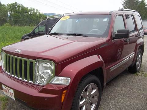 2008 Jeep Liberty for sale in Rutland, VT