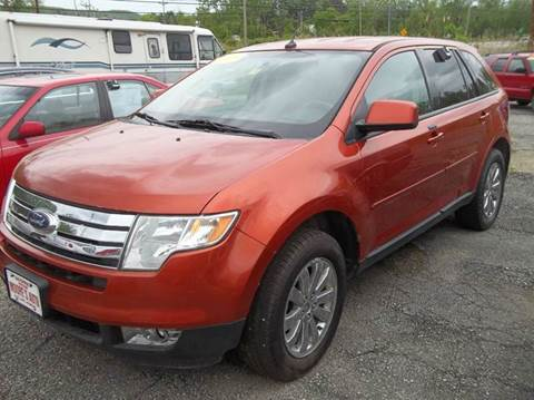 2007 Ford Edge for sale in Rutland, VT