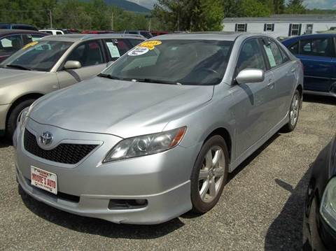 2008 Toyota Camry for sale in Rutland, VT