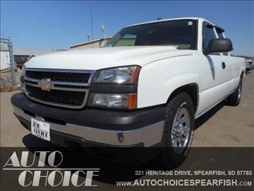 2006 Chevrolet Silverado 1500 for sale in Spearfish, SD