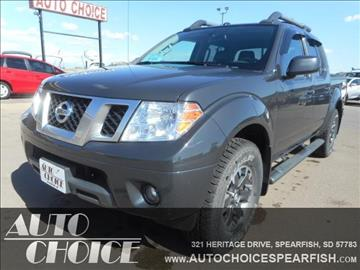 Nissan Frontier For Sale South Dakota