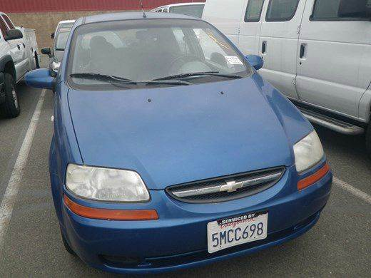 2005 chevrolet aveo ls 4dr hatchback in yuba city ca qa. Black Bedroom Furniture Sets. Home Design Ideas
