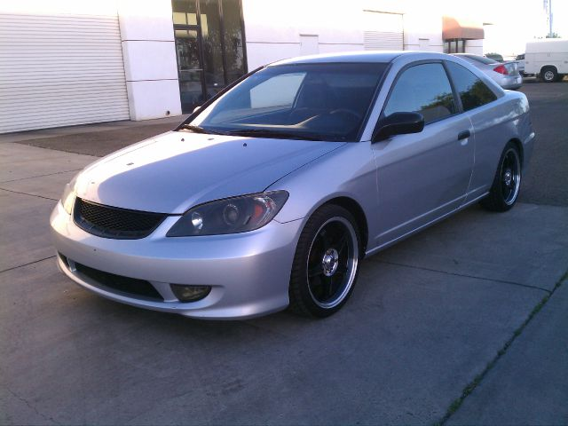 2004 Honda Civic VP Coupe with Front Side Airba In Yuba ...
