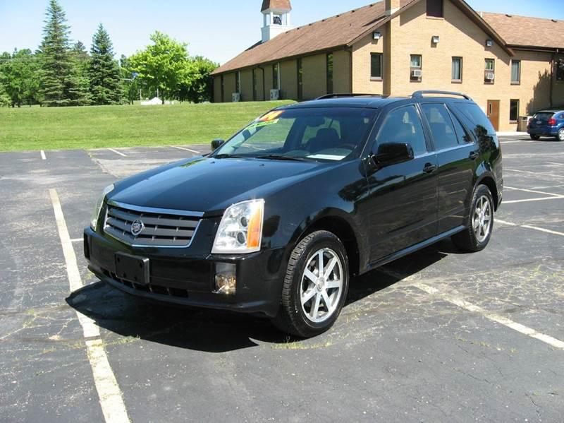 2004 Cadillac Srx Awd 4dr Suv V8 In Union Grove Wi The Car Truck