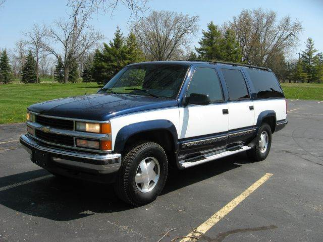 1995 chevrolet suburban k1500