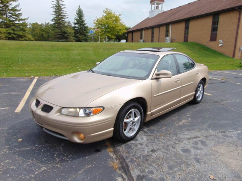 2002 Pontiac Grand Prix Gt >> 2002 Pontiac Grand Prix Gt 4dr Sedan In Union Grove Wi The