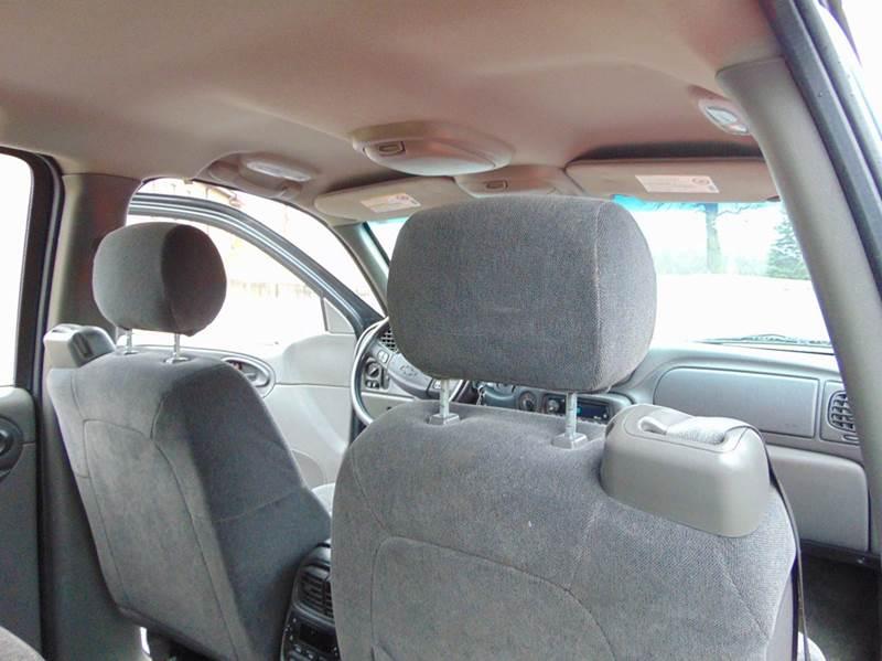 2003 Chevrolet TrailBlazer LT 4WD 4dr SUV - Union Grove WI