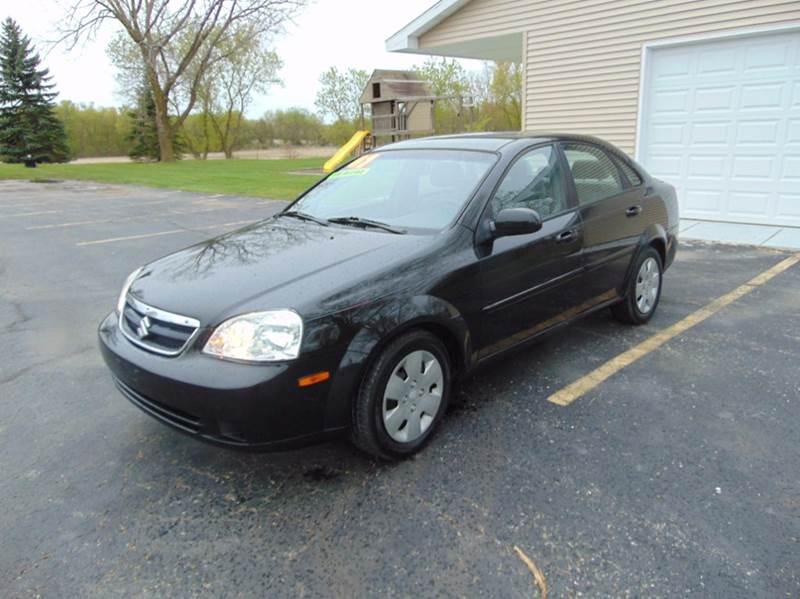 2007 Suzuki Forenza 4dr Sedan w/ABS (2L I4 4A) - Union Grove WI