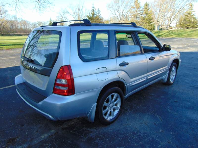 2005 Subaru Forester AWD XS 4dr Wagon - Union Grove WI