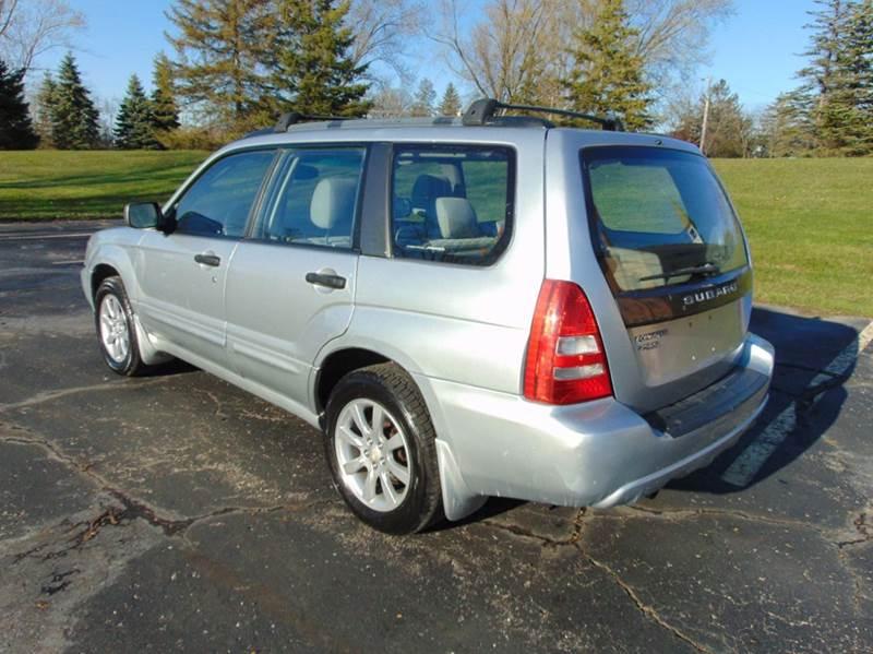 2005 Subaru Forester AWD XS 4dr Wagon - Union Grove WI