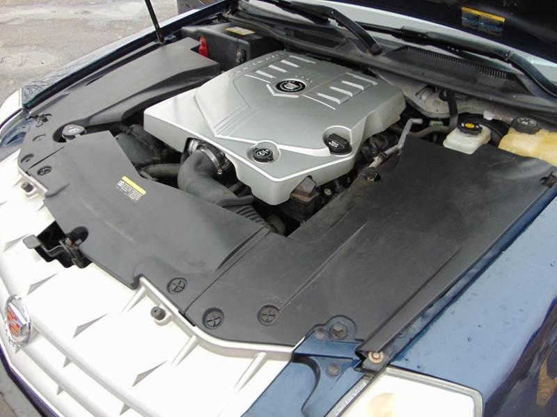 2007 Cadillac STS AWD V6 4dr Sedan ( 3.6 6cyl 5A ) - Union Grove WI