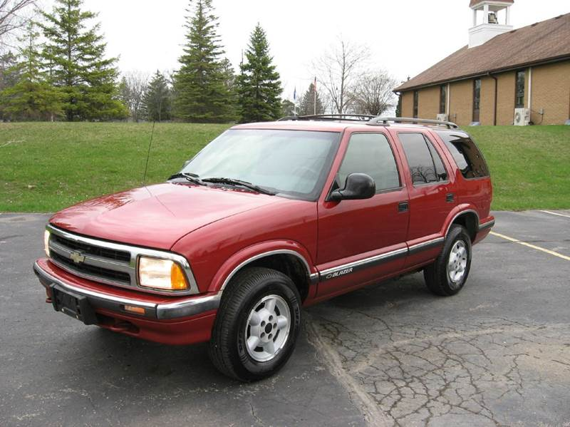 1996 Chevrolet Blazer 4dr Ls 4wd Suv In Union Grove Wi The Car