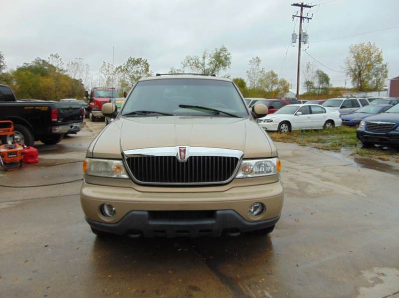car lincoln crossroad inventory view navigator