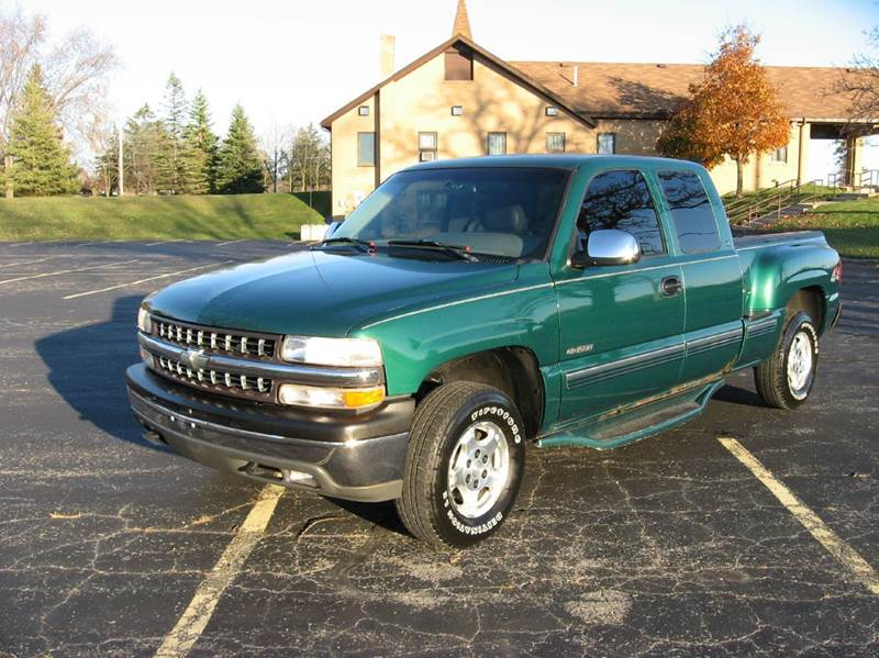 Exterior sliding door locks - 1999 Chevrolet Silverado 1500 3dr Ls 4wd Extended Cab Stepside Sb In