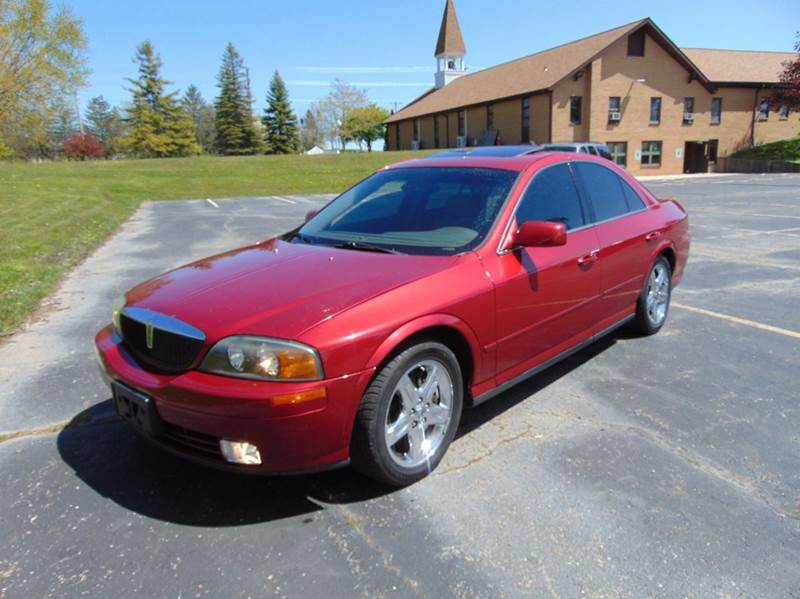 2002 Lincoln Ls 4dr Sedan V8 In Union Grove Wi The Car Truck Store